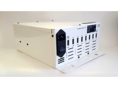 Aartech DGL-8501 8x HDMI 4x DVB-T/C/IP modulátor és streamer