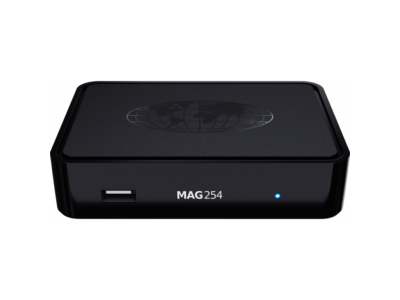 MAG-254 IPTV Set-Top-Box