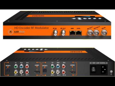 Aartech 2111B 2x HDMI-AV DVB-T/C IPTV encoder & modulátor