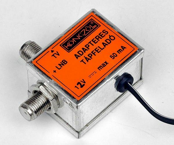 Image of 12V tápfeladó adapterrel (Könczöl)