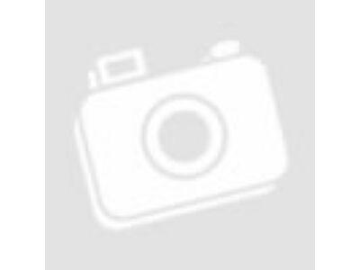 Koax kábel RG6 acél Dualshield fehér