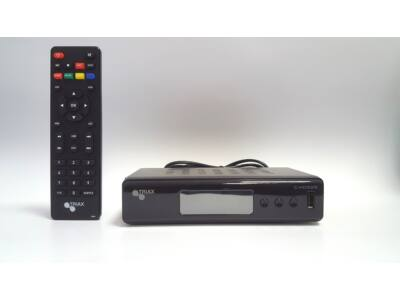 Triax C-HD255 FTA kábelvevő