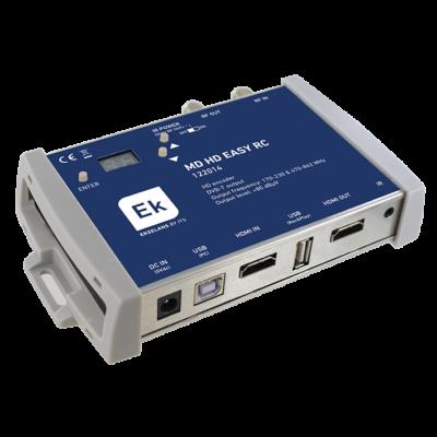 Ekselans MD HD Easy RC DVB-T modulátor