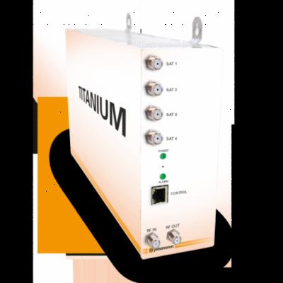 Johansson Titanium 4 DVB-T/DVB-C 2CI kompakt fejállomás