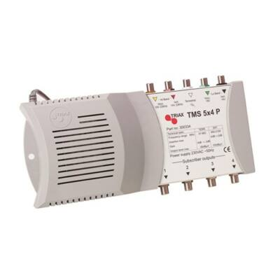 Triax TMS 5x4p multiswitch