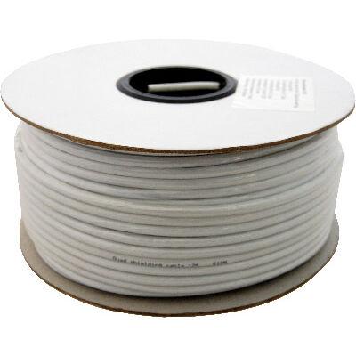 Koax kábel RG6 acél Quadshield
