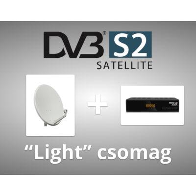DVB-S2 Light csomag