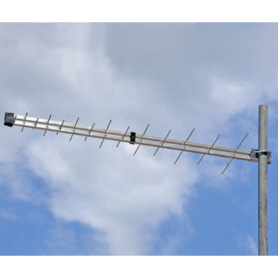 ISKRA P-2845F logper antenna 9.5 dBi