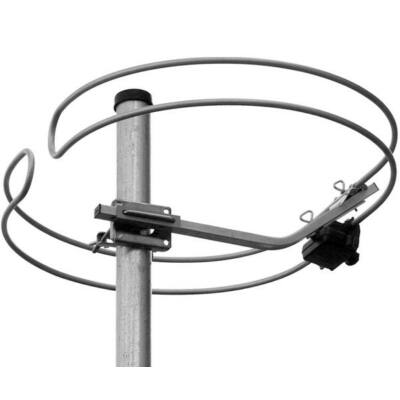 ISKRA FM-10 kördipol rádió antenna 0.8 dBi