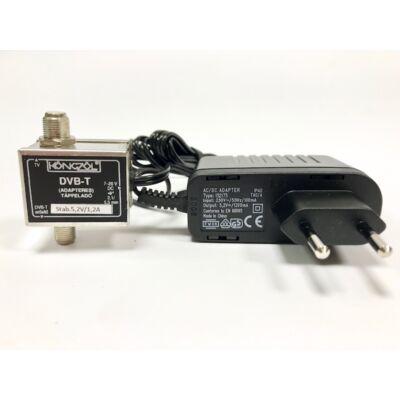 5,2V tápfeladó adapterrel (Könczöl)