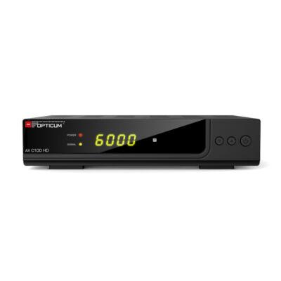 Opticum AX C100 HD kábelvevő