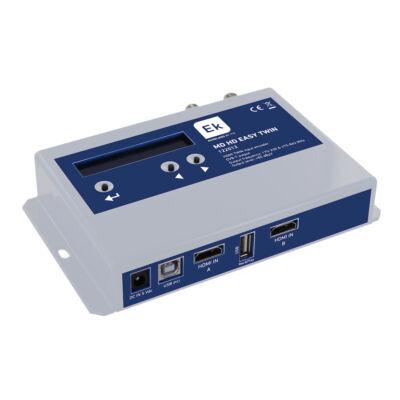Ekselans MD HD Easy Twin DVB-T modulátor