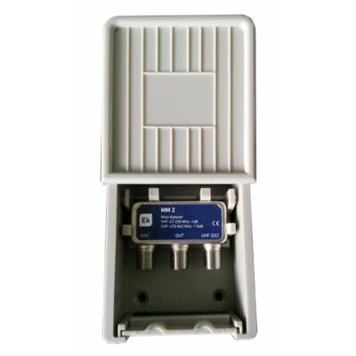 Ekselans MM2 UHF/VHF közösítő