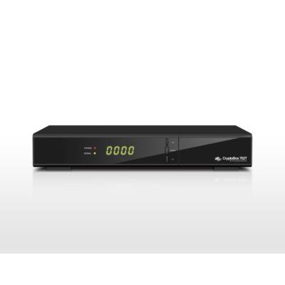 AB CryptoBox 702T HD földi és kábelvevő beltéri egység
