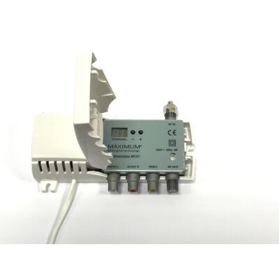 Maximum MT57 A2 sztereó UHF-VHF kétoldalsávos modulátor