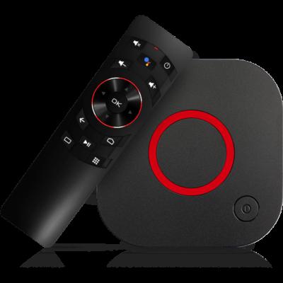 MAG 425A 4K Android 8.0 IPTV vevő