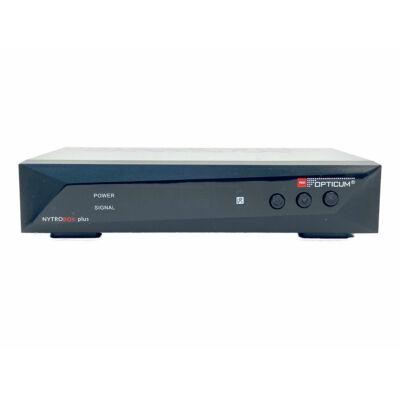 Opticum Nitro Box Plus HEVC földi és kábel vevő