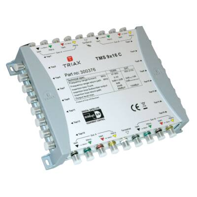 Triax TMS 9x16c multiswitch