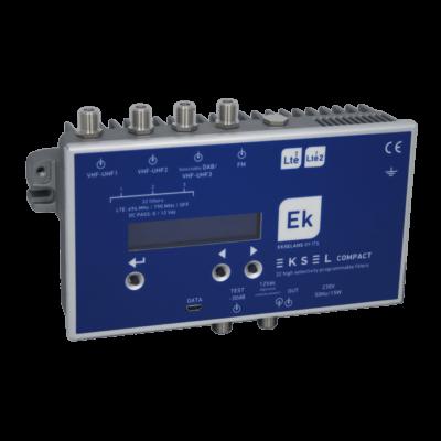 Ekselans EKSEL Compact programozható erősítő