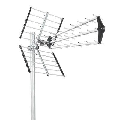 Triax Digi 343 földi antenna LTE / 5G szűrővel (700MHz)(108962)