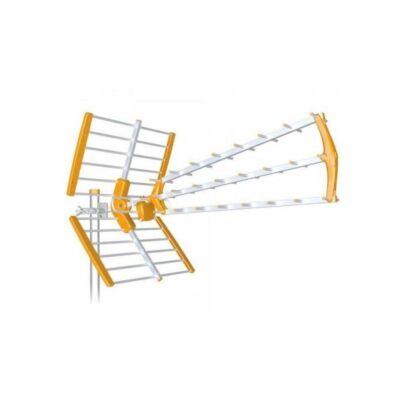 Tecatel BKM18 antenna LTE2 szűrővel narancssárga(ANT-BKM18700)