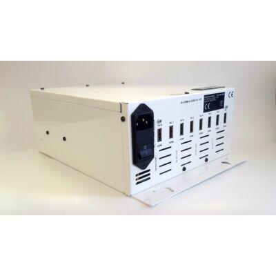 Aartech DGL-8501  8 x HDMI 4 x DVB-T/C/IP modulátor és streamer