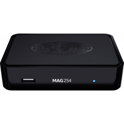 MAG 254 IPTV set-top-box