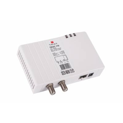 Triax TEOC 110, Ethernet over Coax