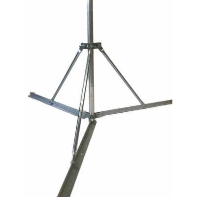 Antennaállvány lapostetőre /nagy/